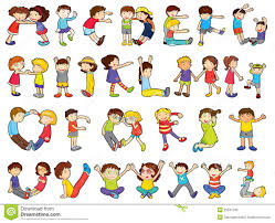 children activities alphabets in kids activities stock photos image 25541243
