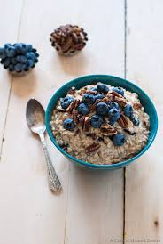 blueberry pancake overnight oats a cookie named desire