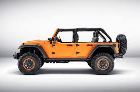 jeep drawing jeep debuts mopar modified suvs in frankfurt