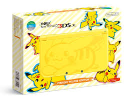 black friday new nintendo 3ds solgaleo black edition amazon pikachu yellow edition new nintendo 3ds xl confirmed for north