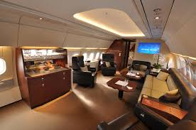 Private Jet Interiors 11 Luxury Airplanes And Private Jets