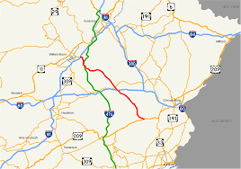 Shades State Park Map by Pennsylvania Route 115 Wikipedia