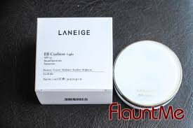 laneige bb cushion light medium laneige bb cushion in light medium review swatches flauntme