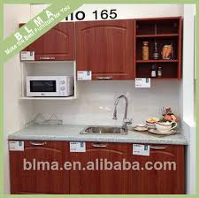 oak kitchen cabinets for sale china ready made simple designs pvc wood kitchen cabinets
