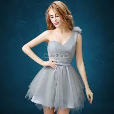 robe grise pour mariage robe demoiselle d honneur pas cher grise courte pour mariage