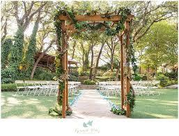 Wedding Arches Dallas Tx A And M Gardens Venue Azle Tx Weddingwire