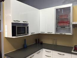 High Gloss Paint For Kitchen Cabinets Kitchen Cabinets 62 White High Gloss Painted Slab Frameless