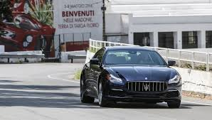 maserati snow maserati gives its quattroporte flagship sedan a face lift u2013 robb