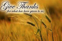 inspirational and christian messages thanksgiving prayer