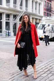 how to wear black lace dress 12 best ideas fmag com