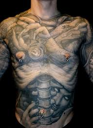 tattoos by paul booth tuhinternational