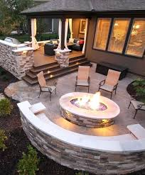 8 tips for choosing patio furniture backyard ideas on a budget fire pit outdoor stone fire pit ideas