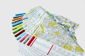 Little Italy Nyc Map by Crumpled City Map New York Crumpled City Maps Palomar S R L