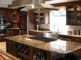 custom kitchen beautiful grey wood stainless modern design