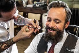 tim collins new york barber shop rotterdam on behance