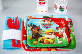 kara u0027s party ideas chic paw patrol birthday party kara u0027s party ideas