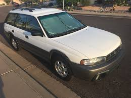 new to subaru 1996 legacy outback wagon 2 2 5sp subaru