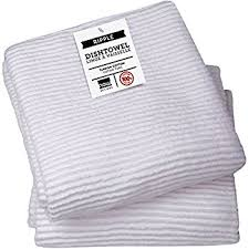 scotch green and white stripe dish towel kitchen towels amazon com now designs jumbo pure kitchen towel set of 3 royal