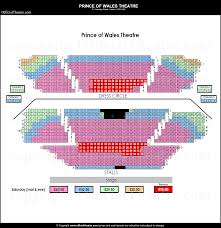 prince of wales seat plan and price guide there are approximately