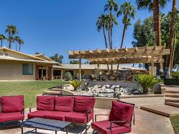 Patio Plus Rancho Mirage hollywood celebrity estate vacation palm springs