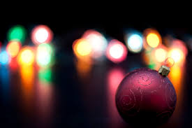 photo of colourful christmas lights bokeh free christmas images