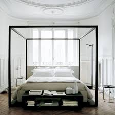 awesome modern four poster bed frame 33 about remodel home