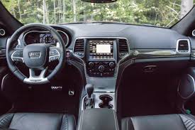 jeep grand cherokee custom interior 2018 jeep grand cherokee trackhawk release date price and specs