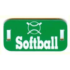 softball ribbon laser softball ribbon slide scrappin sports stuff