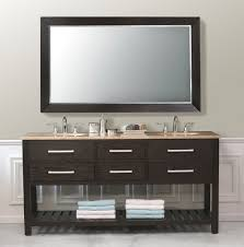 Bathroom Vanity Depth by Home Design Cheap Double Sink Vanity Intended For Really