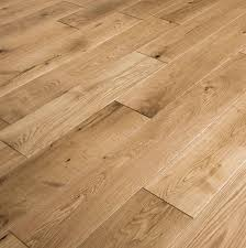 Real Wood Laminate Flooring Uk Trade Choice Solid Oak 90mm X 18mm Brushed And Oiled Wood Flooring