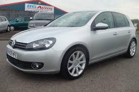 used volkswagen golf gt hatchback cars for sale motors co uk