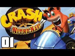 crash nitro kart apk play crash nitro kart en emulador de play station 2 para android