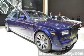 roll royce diamond rolls royce phantom limelight auto shanghai live