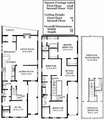 Charleston Row House Plans | charleston row house for students architecture urban design
