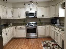 white dove kitchen cabinets white dove with caramel glaze kitchen cabinet glazed