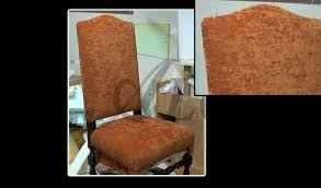 How To Upholster A Dining Chair Back How To Upholster The Back Of A Chair Alo Upholstery