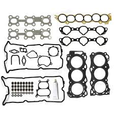 nissan altima interchangeable parts fits 02 09 nissan altima maxima murano infiniti 3 5l head gasket set