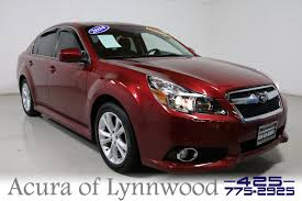 subaru cars 2014 pre owned 2014 subaru legacy 3 6r limited 4dr car in lynnwood
