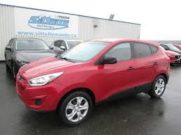 hyundai tucson 2014 price used 2014 hyundai tucson gl awd 4wd inspecté in saint georges