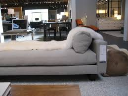 room and board side table room board daybed and side table kind of a greige color really
