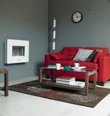 red black and grey living room home design ideas
