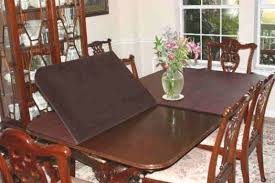 top table pads for dining room tables