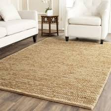 6 X 6 Area Rug 6 X 9 Area Rug 5 Square Light Brown Sisal Carpet Luminated Living