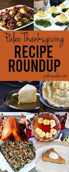 paleo thanksgiving recipe roundup paleoscaleo paleo fall