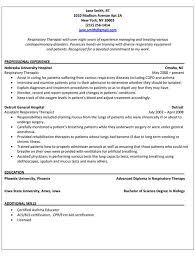 respiratory therapist resume exles evcc clery act crime report everett community college