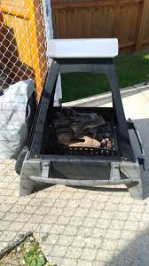 Weber Firepit The Forgotten Weber 27000 Fireplace Pit