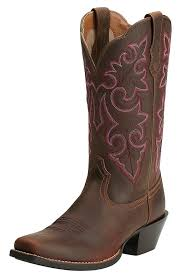 womens justin boots size 11 womens up square toe cowboy boots powder brown