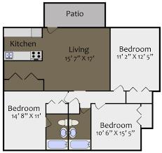 apartment simple 2 bedroom apartments denver home design popular