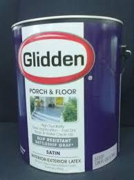 house paint glidden porch and floor battleship grey