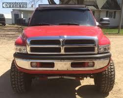 Dodge Ram 97 - 1997 dodge ram 1500 fuel maverick skyjacker suspension lift 6in